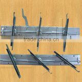 Steel Louvre Window Frame(A3), (A3-1) anti-theft type and provide the security, anti-theft function & protection.