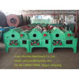 Waste polyester recycling machine