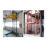 Space Saving Freight Lift Elevator With High Efficiency Control Cabinet