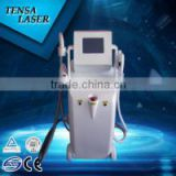 Perfect 3 in 1 IPL Yag laser RF freckle removal beauty machine