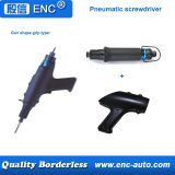 M&L gun shape grip L shape full automatic pneumatic screwdriver