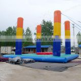 Hot sale inflatable cheap bungee jumping trampoline