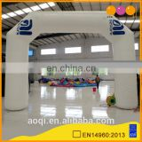 AOQI high quality Customize inflatable entrance arch for sale
