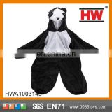 New brand hooded jumpsuits panda costume