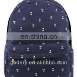 High Quality Fashional Canvas Backpacks