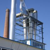 Full Stainless Steel Cassava Starch Dryer