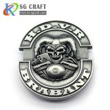 Custom metal pin with metal logo your own design