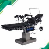 AG-OT013 Height adjustable manual hydraulic surgery room hospital equipment medical operation table price for patient
