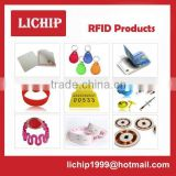 adjustable silicone creative baby hospital rfid wristbands