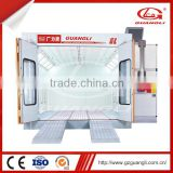GUANGLI Proffessional Spray Booth Manufacturer Best Sell Used Car Paint Booth for sale                                                                         Quality Choice