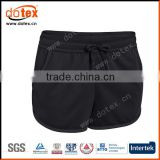2016 wicking dry rapidly breathable mesh custom gym short