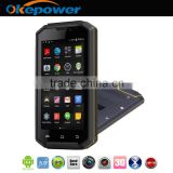 high quality 5 inch rugged android smartphone with wifi 3g gps camera IP67 4000mAh battery