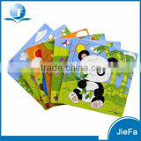 Custom Children Educational Toys Wooden 3D Puzzle                                                                         Quality Choice