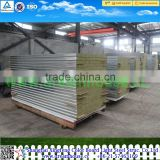 2016 factory price Rockwool sandwich panel for roof/wall anufacture inChina/fast install sandwich panel