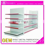 Attractive metal display stand/supermarket metal display stand/ customize metal display stand