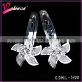 Nice trendy crystal hair pin for girls,diamond pin for hair,women hair pin type