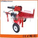 different engine optional Electric, Hydrautic, Gasoline, Diesel screw log splitter for sale