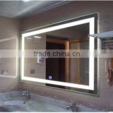 Decorative Full Length Wall Bathroom Lighting Mirror