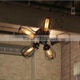 Fan Ceiling Lamp Antique Edison Bulb E27 UL