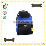 High quality blue pet front chest dog carrier sport style