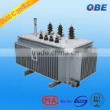 dyn11 high voltage 10kv grade step up step down amorphous alloy oil-immersed transformer                                                                         Quality Choice