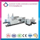 New designed Co-extrudor Brick-shaped Drink Packing Coating Station & Coater Laminator Machine