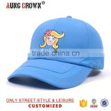 blue baseball cap hats