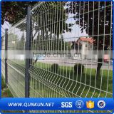 qunkun anping china Alibaba hot sale garden fence iron wire mesh/garden fence metal panel/artificial plants garden fence