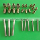 cnc lathe screw stem bolt