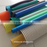 "2"" 3"" 4"" Agriculture Irrigation Water Pump Suction Hose / Helix Reinforced Water Delivery Hose"