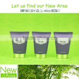 printing grey color tube pack hotel cosmetic liquids Shampoo conditioner bath gel body lotion