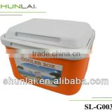 New Design 5L Plastic cooler box/cheap lunch boxes/oranger food box for kid                                                                         Quality Choice