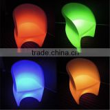 bar table specific use and modern appearance rechargeable led light up colorful bar chair