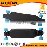 New dual in-wheel hub motor off road cheap electric longboard skateboard electric skateboard wholesale
