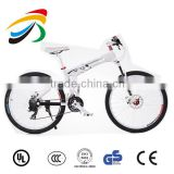 hot 2016 high quality 26 inch carbon steel folding mountain bikes                                                                         Quality Choice
