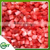 Frozen Organic Strawberry Diced