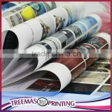 Promotion perfect bound cheap book printing