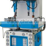 hydraulic sole-attaching machine