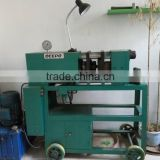 Semi-automatic Rebar Rebar Forging Machine Thread Cutting Machine China