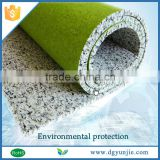 Wholesale Soft PU rebond foam felt rug carpet rolls