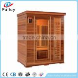 2016 new products short delivery loss weight infrared sauna room
