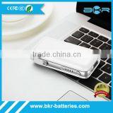 Charger 2 Port External Battery Pack Power Bank For Cellphone iPhone 4 4s 5 5S 5C iPad iPod Samsung Portable