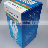 clf bulb light Energy Saving Lamp 4U/Lotus/14mm Bulb Diameter(Glowever) fluorescent lamp