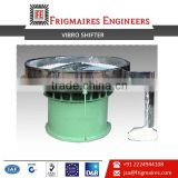 Vibro Shifter for Powder and Granulas Sieving Machine