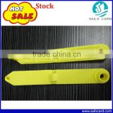 China supplier farm equipment animal plastic cattle ear tag