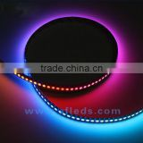 ic ws2811 high density addressable led strip ws2812b rgb led pixel string 144leds/meter with ce rohs approval