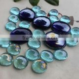 wholesale glass tile fish aquarium decoration