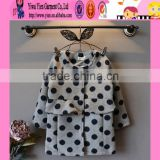 2015 New Arrived 1-6 Years Old Baby Girl Dress Autumn Hot Sale Woolen One Piece Baby Girls Dress Designs
