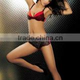2012 New design hot beautiful girls underwear bra set PA-23P