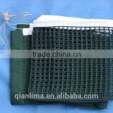 PE material in blue table tennis net